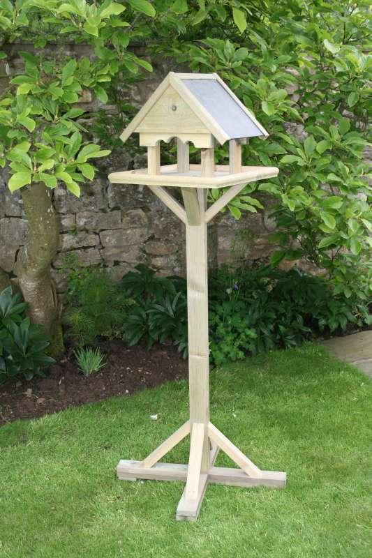 Ascot Bird Table Charltons Timberstore