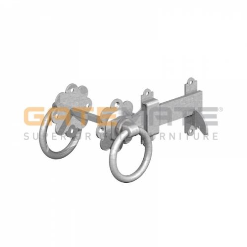 Gatemate Ring Gate Latch