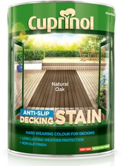 Decking Treatments