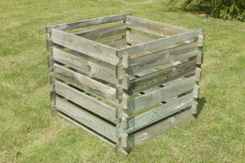 Log Stores and Composters
