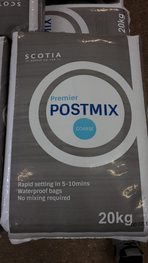 Premium postmix