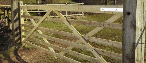 Field Gate Fittings