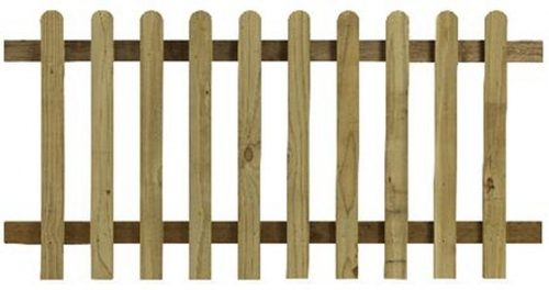 Newbury Picket Fencing