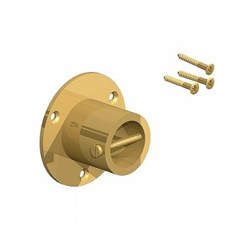 28mm Rope end Brass
