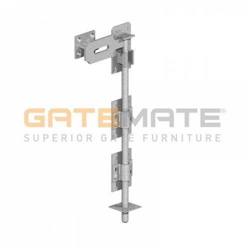 Gatemate Heavy Locking Garage Door Bolt
