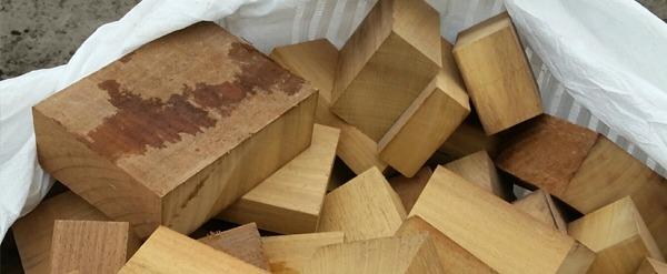 Iroko Firewood