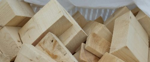 Kiln dried Blocks