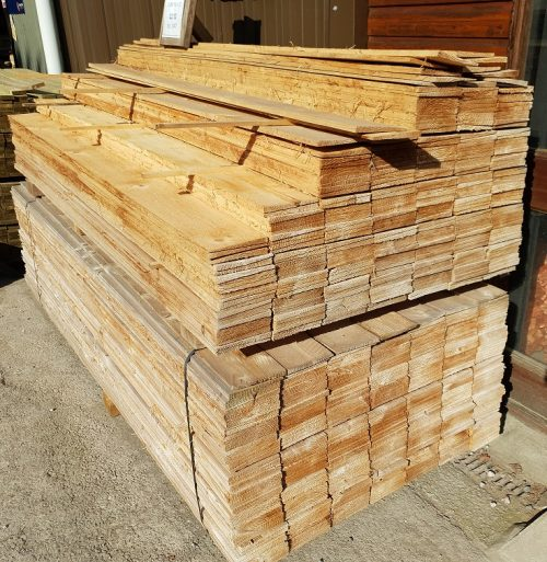 Cedar Featheredge