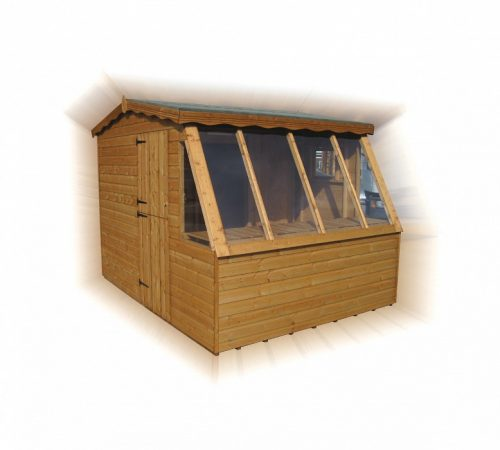 Standard Pent Charltons Timberstore