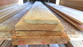 Softwood Cladding & Flooring