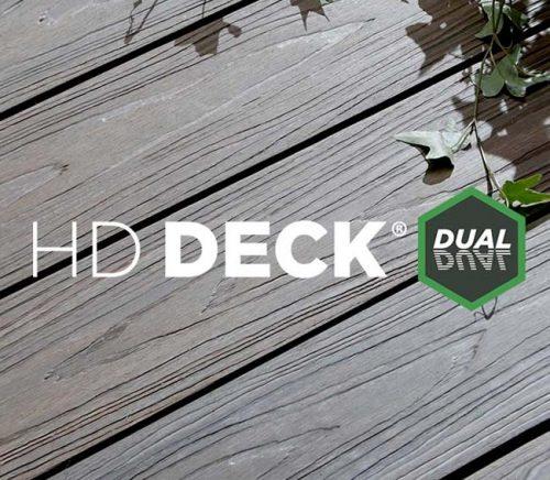 HD Dual Deck